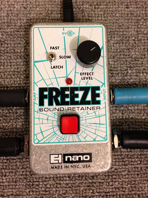 EHX Freeze w/Mods