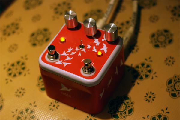 Mini Klon MKC1 Guitar Pedal