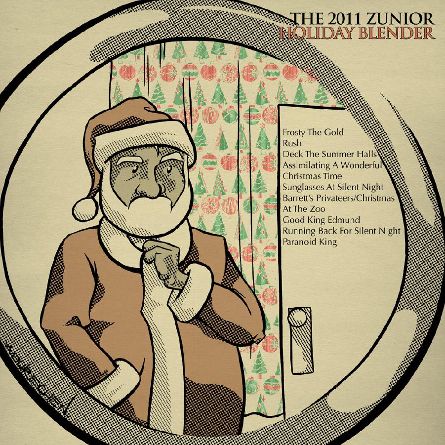 The 2011 Zunior Holiday Blender